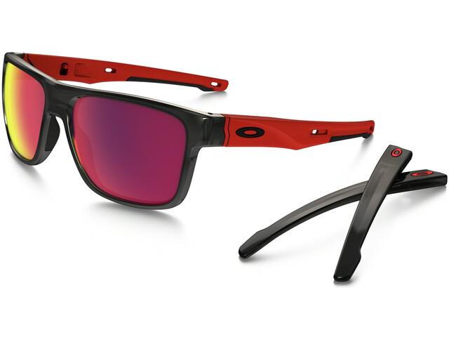 Oakley Crossrange - Gafas ciclismo - rojo negro   Bikester.es 27087d7665af